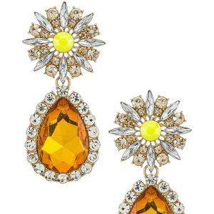 8 Other Reasons X REVOLVE Bliss Earrings Yellow